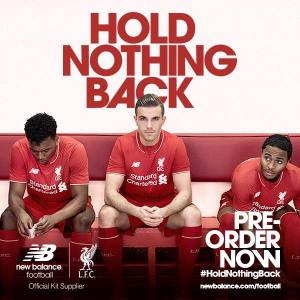 Liverpool Sponsoring