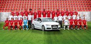 Audi FCI