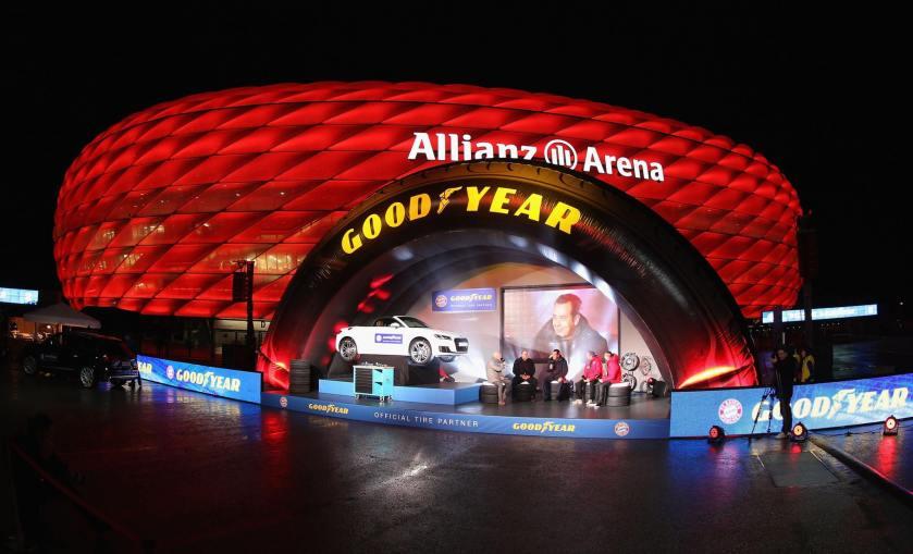 Bayern Goodyear 2