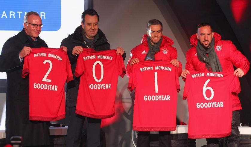 Bayern Goodyear